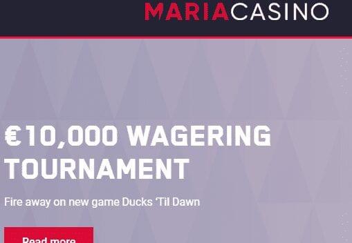 maria casino front image