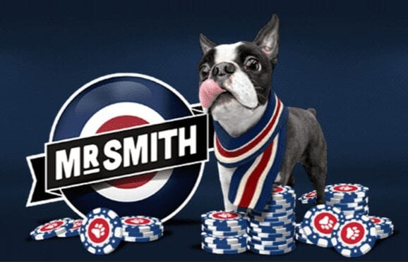 mr smith casino front image