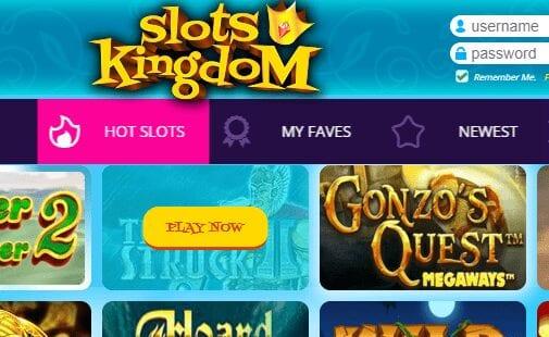 slots kingdom Home