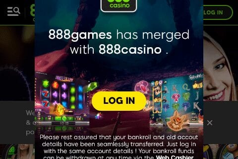 888 casino front image