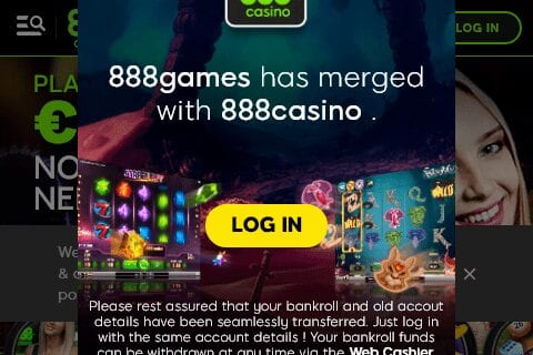 888 games front image