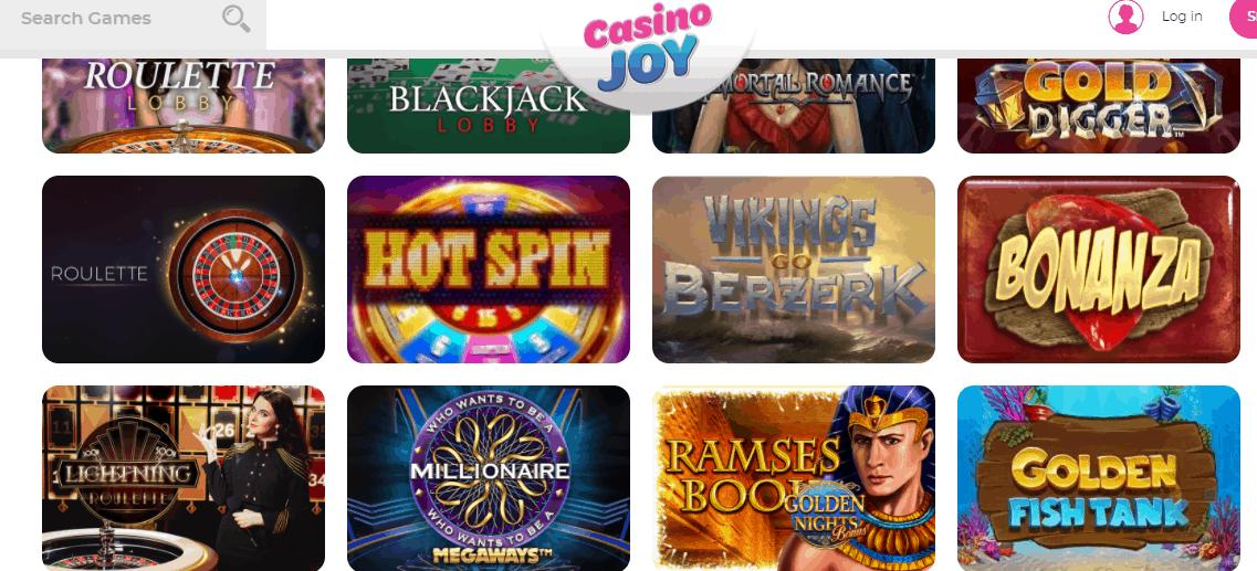 Casino Joy Game