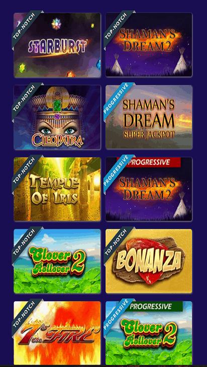 CasinoMagix game mobile