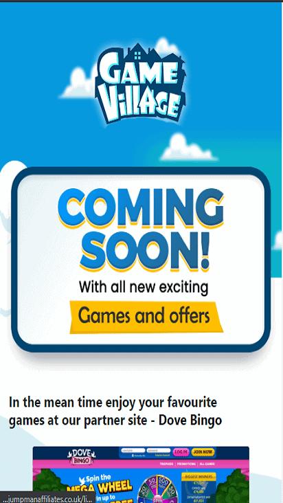GameVillage home mobile
