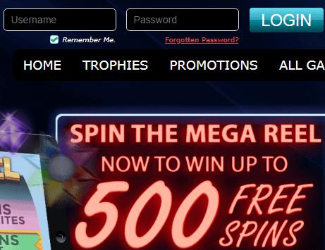Jackpot Wish Login