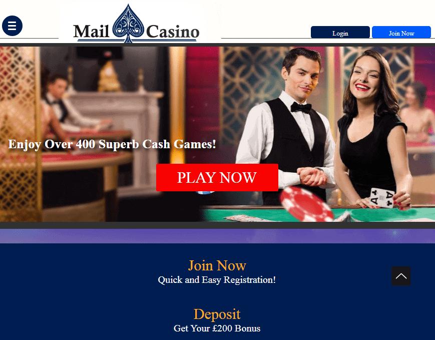 Mail Casino Image