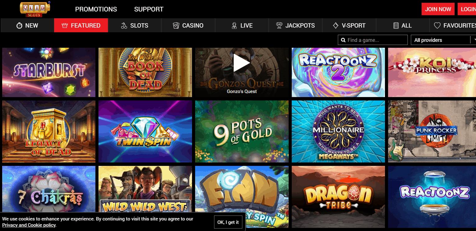 Quid Slots Game
