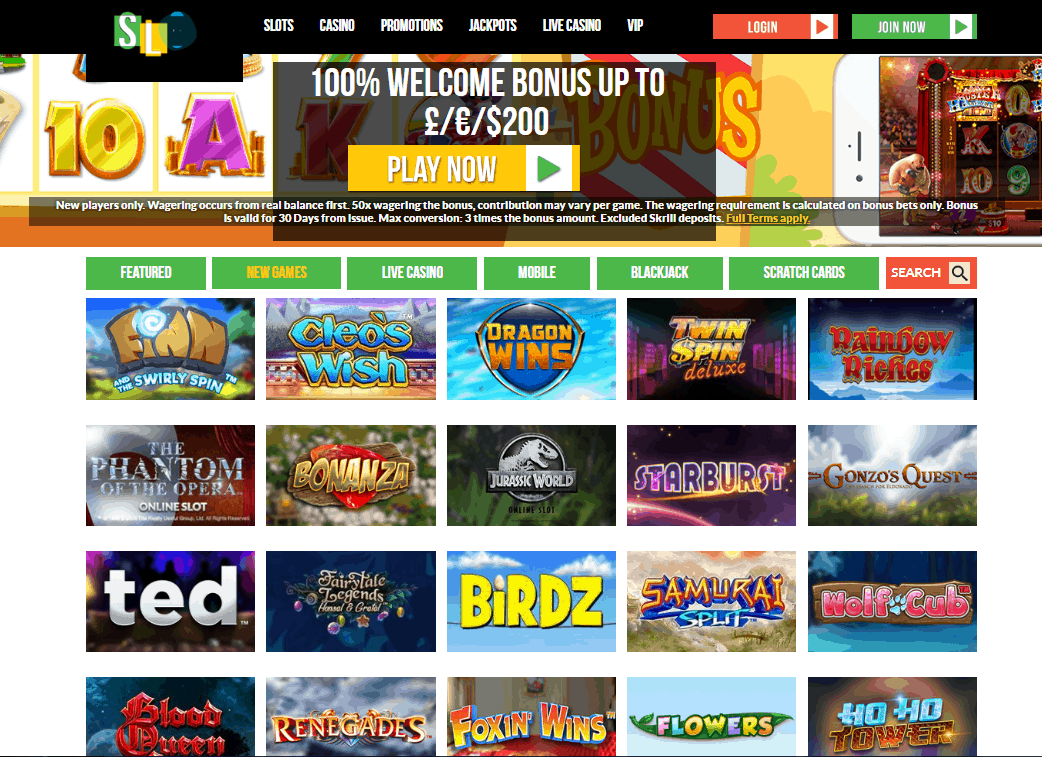 Slot Pages Game