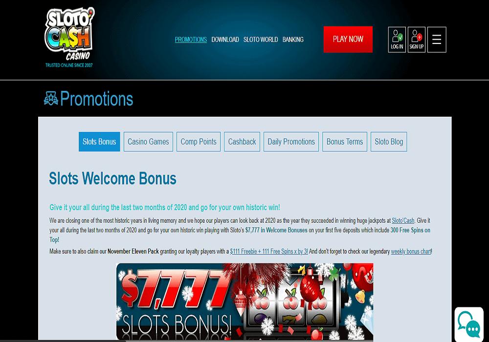 voodoodreams promotions page