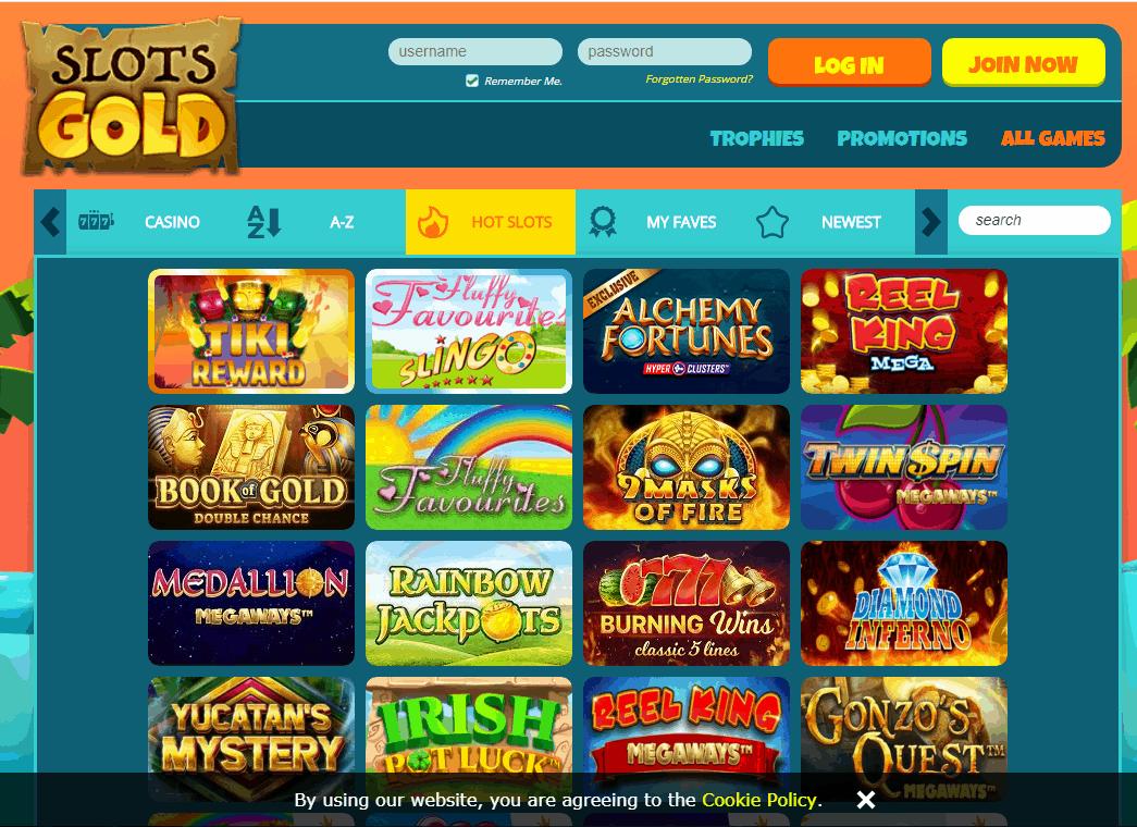 Slots Gold Game