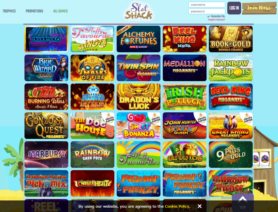 Slots Hack Game