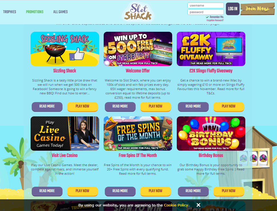 Slots Hack Promotions