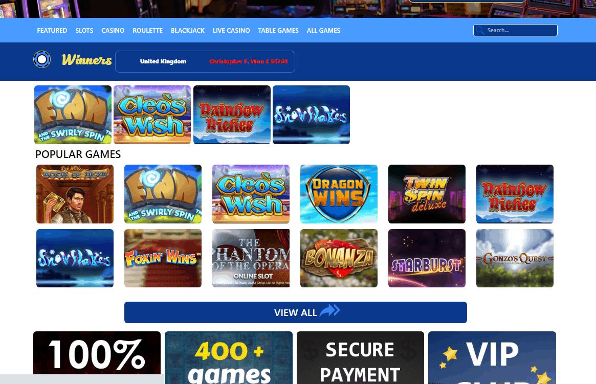 Slots Ltd Game