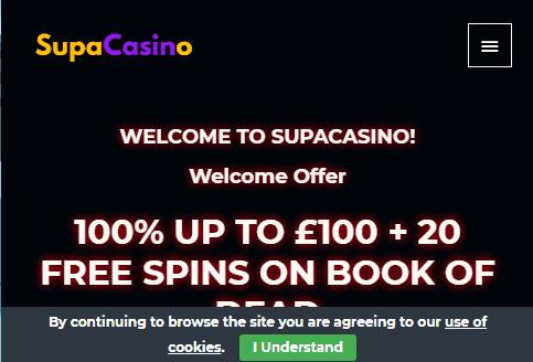 Supa Casino Image