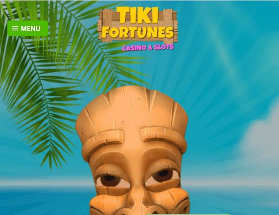 Tiki Fortunes 480 page