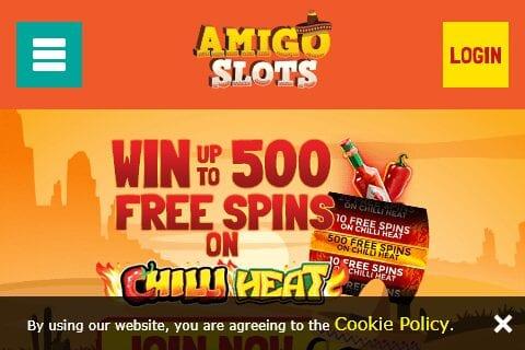 Amigo Slots-480