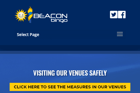beacon bingo front image