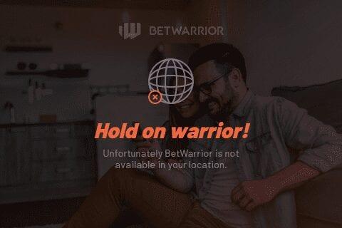 bet warrior front image