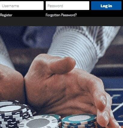 betway casinos login