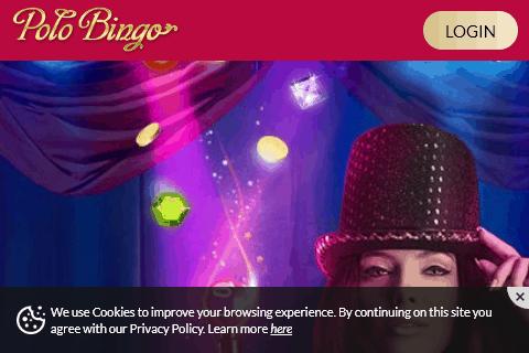 bingo please front image