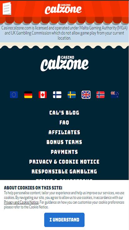 casinocalzone pomo mobile