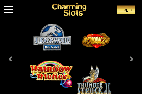 charming slots front image
