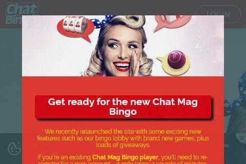 chatmag bingo front image