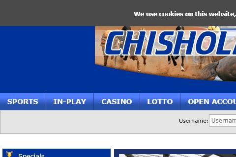 chisholm bet front image
