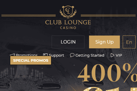 club lounge casino front image