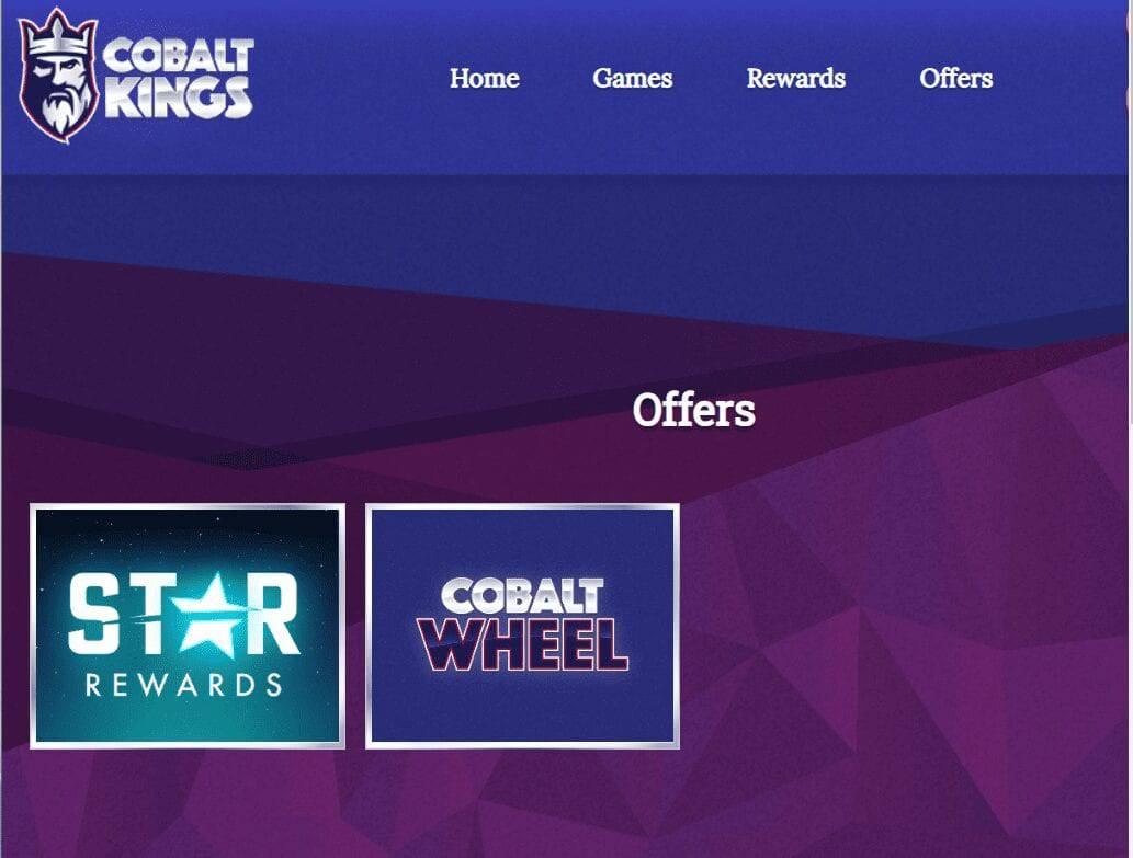 cobalt kings promo