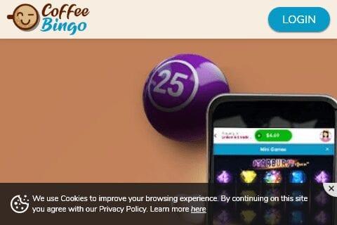 coffee bingo 480 image