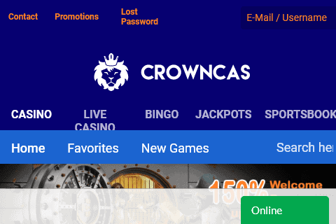 crowncas front image
