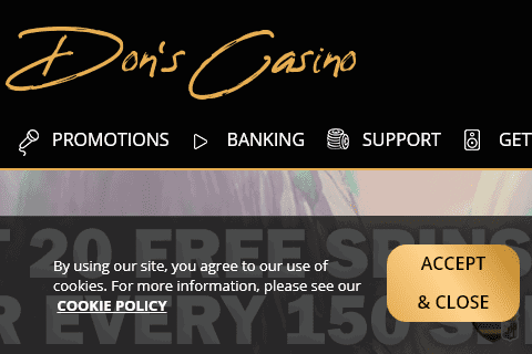 dons casino front image