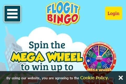 FlogIt Bingo front image