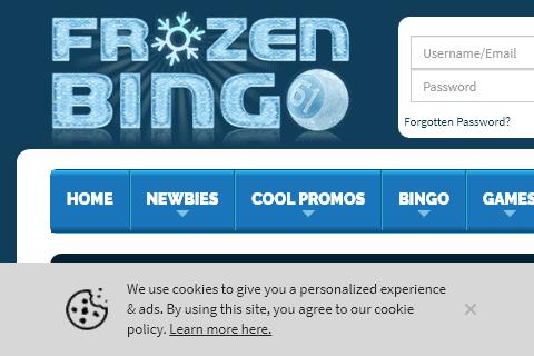 frozen bingo 480 image