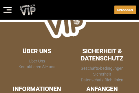 generation vip front image