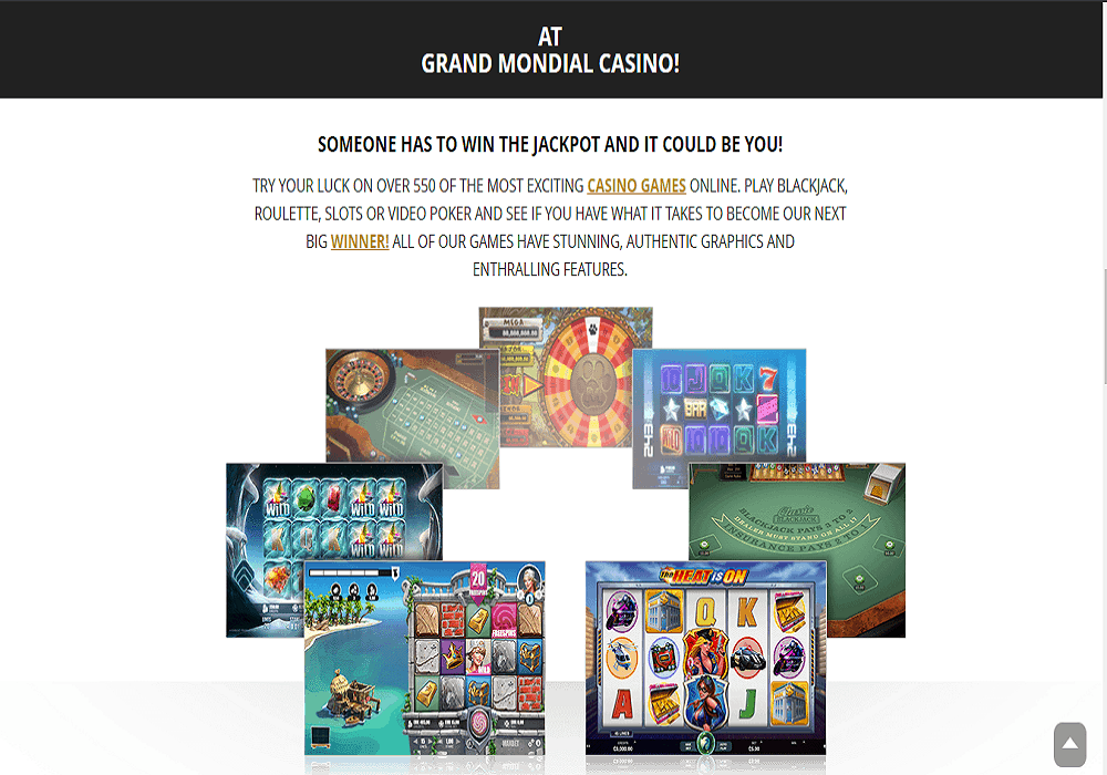 Luxury Casino PROMOTIONS