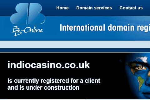 indio casino front image