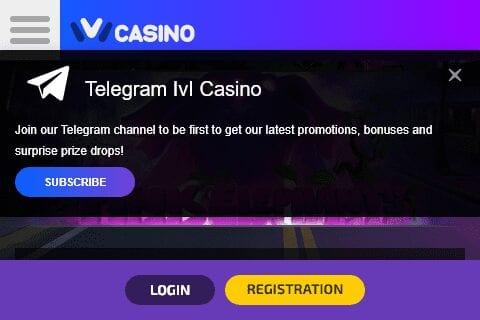 ivi casino front image