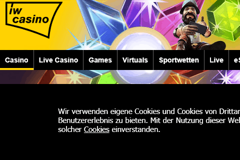 iw casino front image