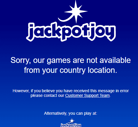 jackpotjoy signup