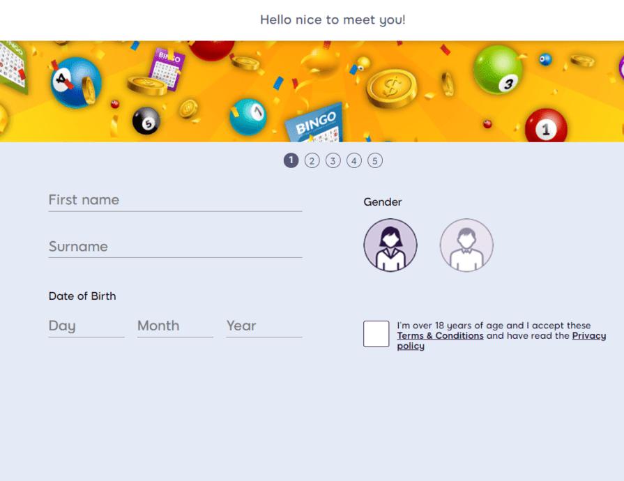 jingle bingo sign up