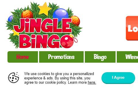 jingle bingo 480 image
