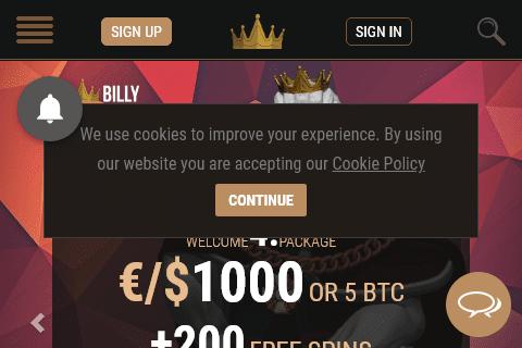 kingbillycasino_com_480_320