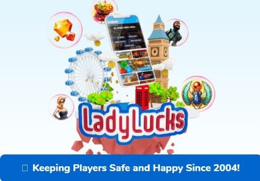 lady lucks front image