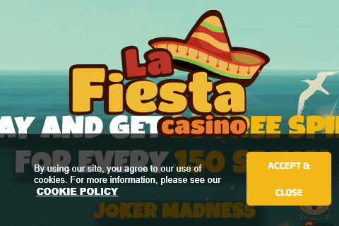 lafiesta casino front image