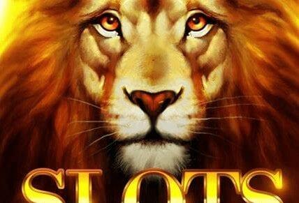lion slots front image