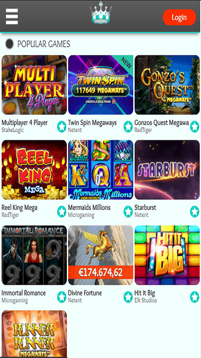 myjackpotcasino game mobile