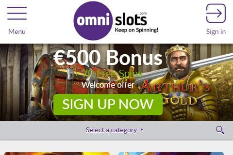 Omni Slots front image