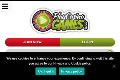 Play Casino Games Home